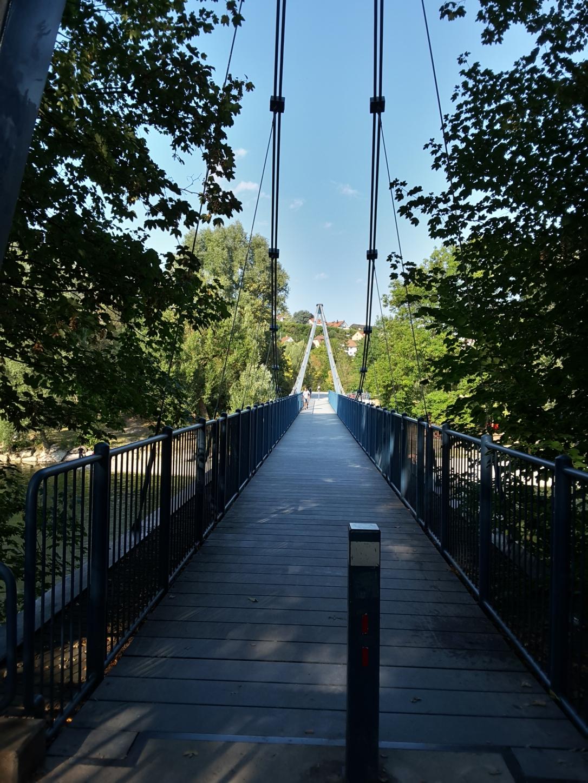 werdinsel - pont